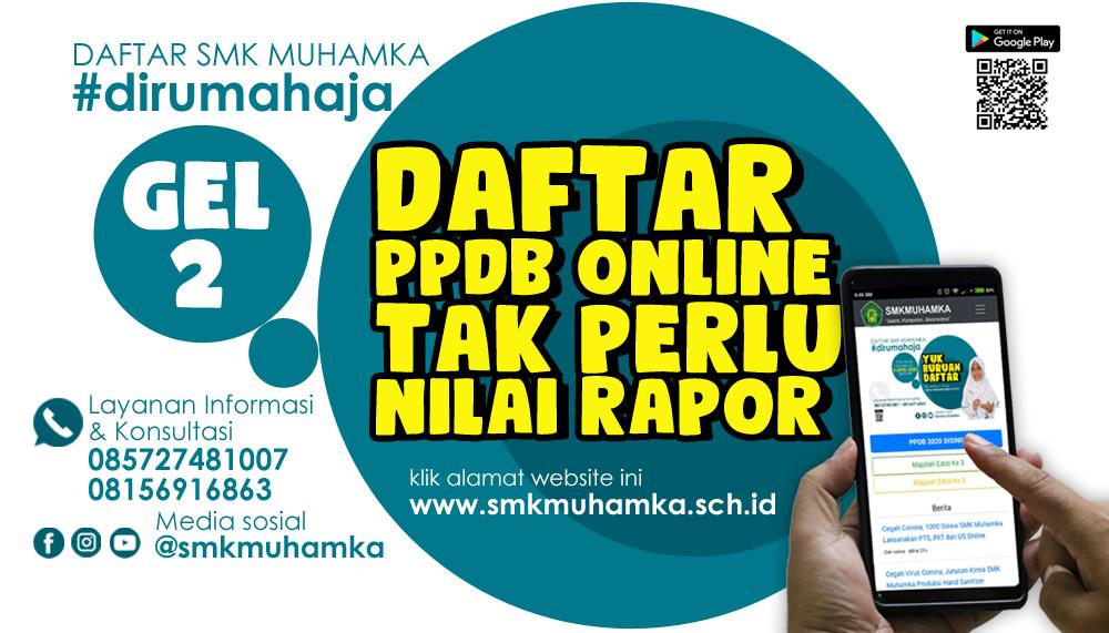 PPDB Online 2 Oke